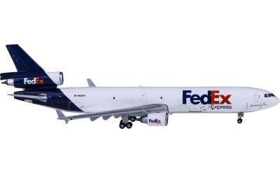 Geminijets 1:400 FedEx 联邦快递 McDonnell Douglas MD-11F N604FE 货机