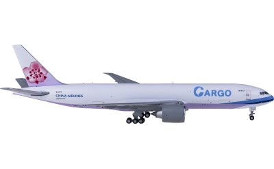 Geminijets 1:400 China Airlines 中华航空 Boeing 777-200F B-18771