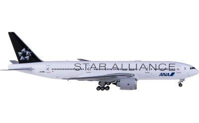Phoenix 1:400 ANA 全日空 Boeing 777-200 JA712A 星空联盟