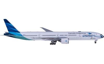 Phoenix 1:400 Garuda Indonesia 印度尼西亚鹰航 Boeing 777-300ER PK-GIJ 口罩彩绘