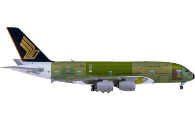 Phoenix 1:400 Singapore Airlines 新加坡航空 Airbus A380 F-WWST