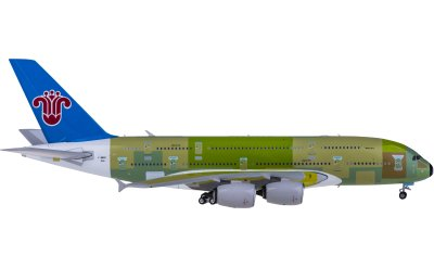 Phoenix 1:400 China Southern 中国南方航空 Airbus A380 F-WWAM