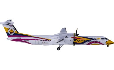 JC Wings 1:400 Nok Air 皇雀航空 Bombardier Dash 8 Q 400 HS-DQA