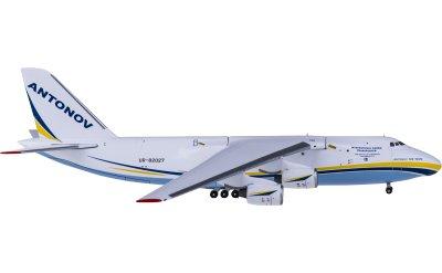 Geminijets 1:400 Antonov 安东诺夫 An-124-100M Ruslan UR-82027