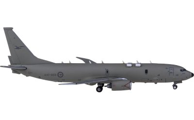 Geminijets 1:400 RAAF 澳大利亚皇家空军 Boeing P-8A Poseidon A47-003