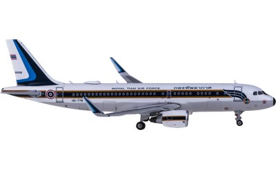 Phoenix 1:400 RTAF 泰国皇家空军 Airbus A320 HS-TYW
