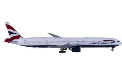 Phoenix 1:400 British Airways 英国航空 Boeing 777-300ER G-STBM