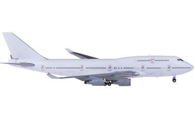 JC Wings 1:400 Boeing 747-400 GE引擎 空白机