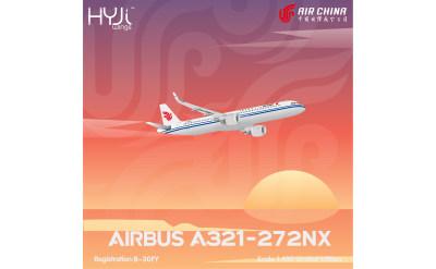 Air China 中国国际航空 Airbus A321neo B-30FY