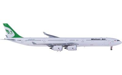 Phoenix 1:400 Mahan Air 马汉航空 Airbus A340-600 EP-MMR