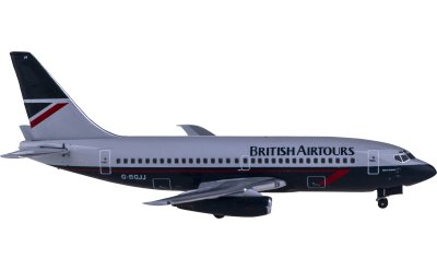 British Airways 英国航空 Boeing 737-200 G-BGJJ