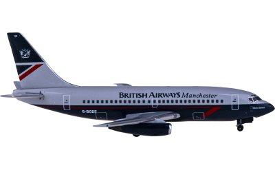 British Airways 英国航空 Boeing 737-200 G-BGDE