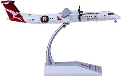Qantas 澳洲航空 Bombardier Dash 8-Q400 VH-LQM Recognise