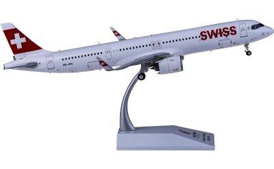 Swiss 瑞士国际航空 Airbus A321neo HB-JPA