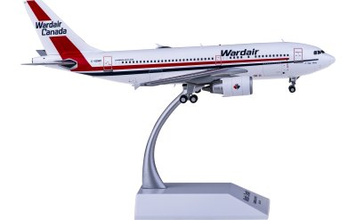 Wardair 沃德航空 Airbus A310-300 C-GDWD