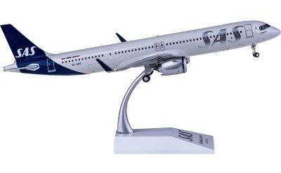 SAS 北欧航空 Airbus A321neo SE-DMO