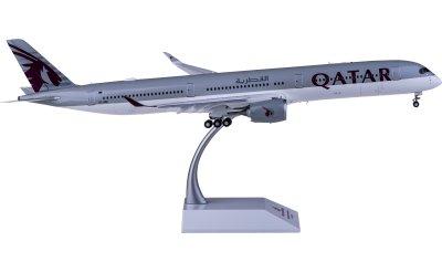 Qatar 卡塔尔航空 Airbus A350-1000XWB A7-ANA 襟翼放下版