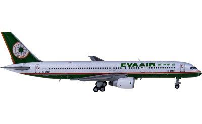 EVA Air 长荣航空 Boeing 757-200 B-27021