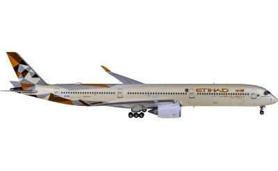 Etihad Airways 阿提哈德航空 Airbus A350-1000XWB A6-XWA