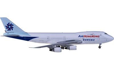 Phoenix 1:400 Air Hong Kong 香港华民航空 Boeing 747-200 B-HMD 货机
