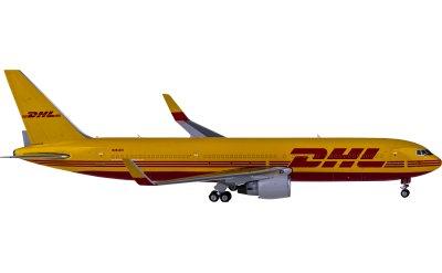 Phoenix 1:400 DHL 敦豪 Boeing 767-300ER N284DH 货机