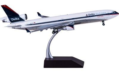 Delta Air Lines 达美航空 McDonnell Douglas MD-11 N812DE