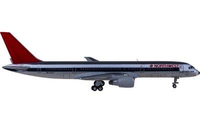 Northwest Airlines 西北航空 Boeing 757-200 N534US