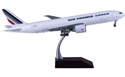 Air France 法国航空 Boeing 777-200LRF F-GUOC 开门货机