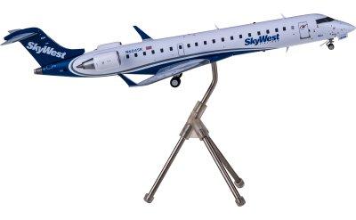 SkyWest Airlines 天西航空 Bombardier CRJ700 N604SK