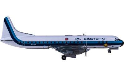 Geminijets 1:400 Eastern Air Lines 美国东方航空 Lockheed L-188 Electra N5517