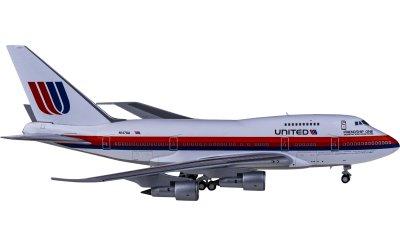 United Airlines 美国联合航空 Boeing 747SP N147UA