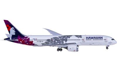Ngmodel 1:400 Hawaiian Airlines 夏威夷航空 Boeing 787-9 Dreamliner N780HA