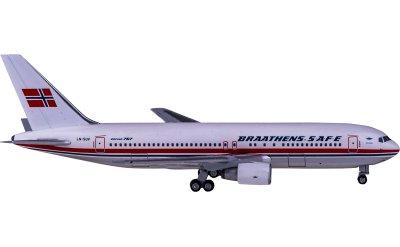 Braathens Safe Boeing 767-200 LN-SUV