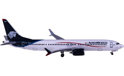 Aeroméxico 墨西哥国际航空 Boeing 737 MAX 9 XA-MAZ