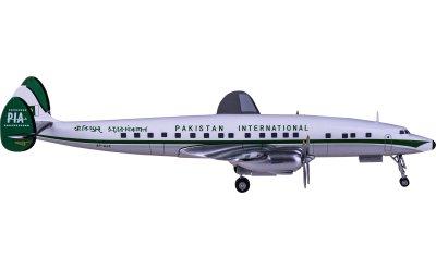 PIA 巴基斯坦航空 Lockheed L-1049 AP-AJZ