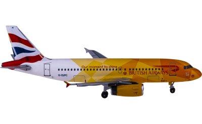 AeroClassics 1:400 British Airways 英国航空 Airbus A319 G-EUPC