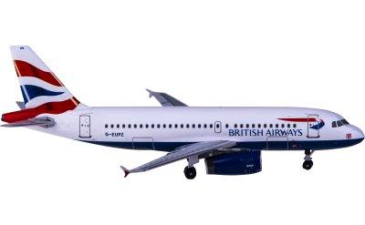 British Airways 英国航空 Airbus A319 G-EUPC