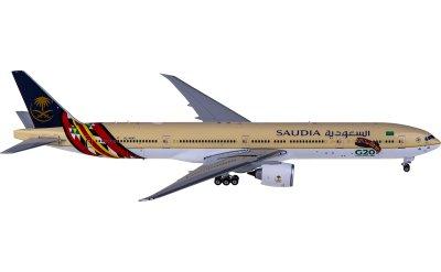 Phoenix 1:400 Saudia 沙特阿拉伯航空 Boeing 777-300ER HZ-AK42 G20
