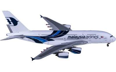 Phoenix 1:400 Malaysia Airlines 马来西亚航空 Airbus A380 9M-MNC