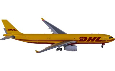Phoenix 1:400 DHL 敦豪 Airbus A330-300 D-ACVG 货机