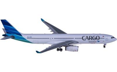 Phoenix 1:400 Garuda Indonesia 印度尼西亚鹰航 Airbus A330-300 PK-GPA 货机