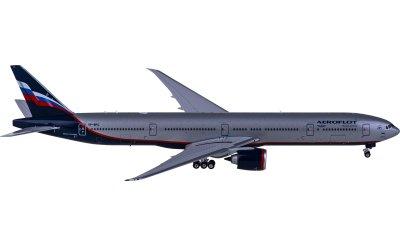 Phoenix 1:400 Aeroflot 俄罗斯航空 Boeing 777-300ER VP-BFC