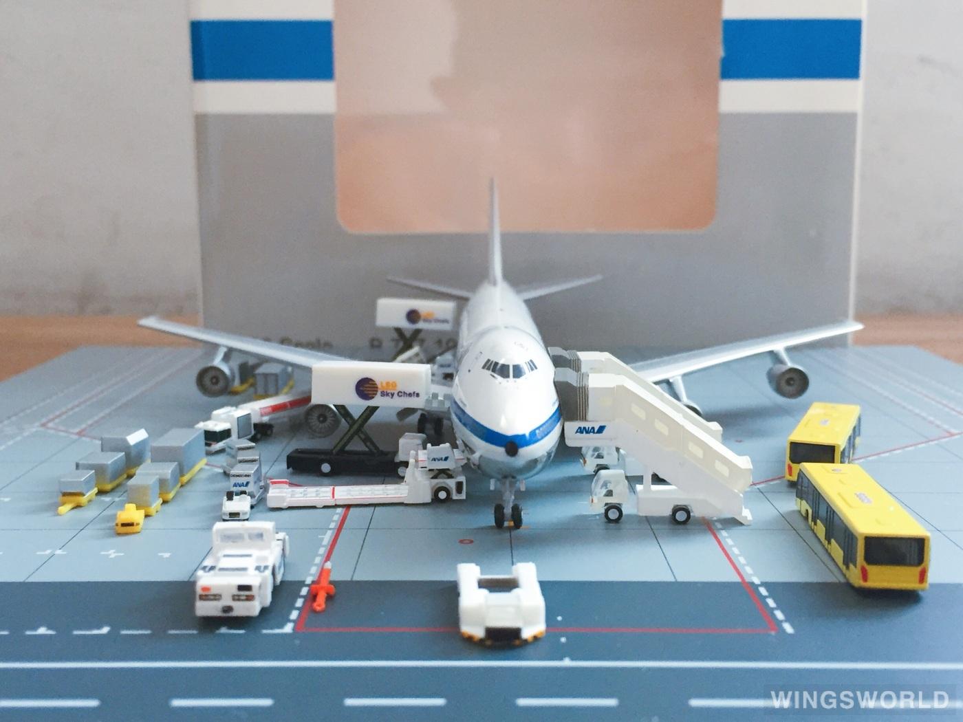 Big Bird 1:400 BB4-2005-XX Pan Am 泛美航空 Boeing 747-100 N747PA