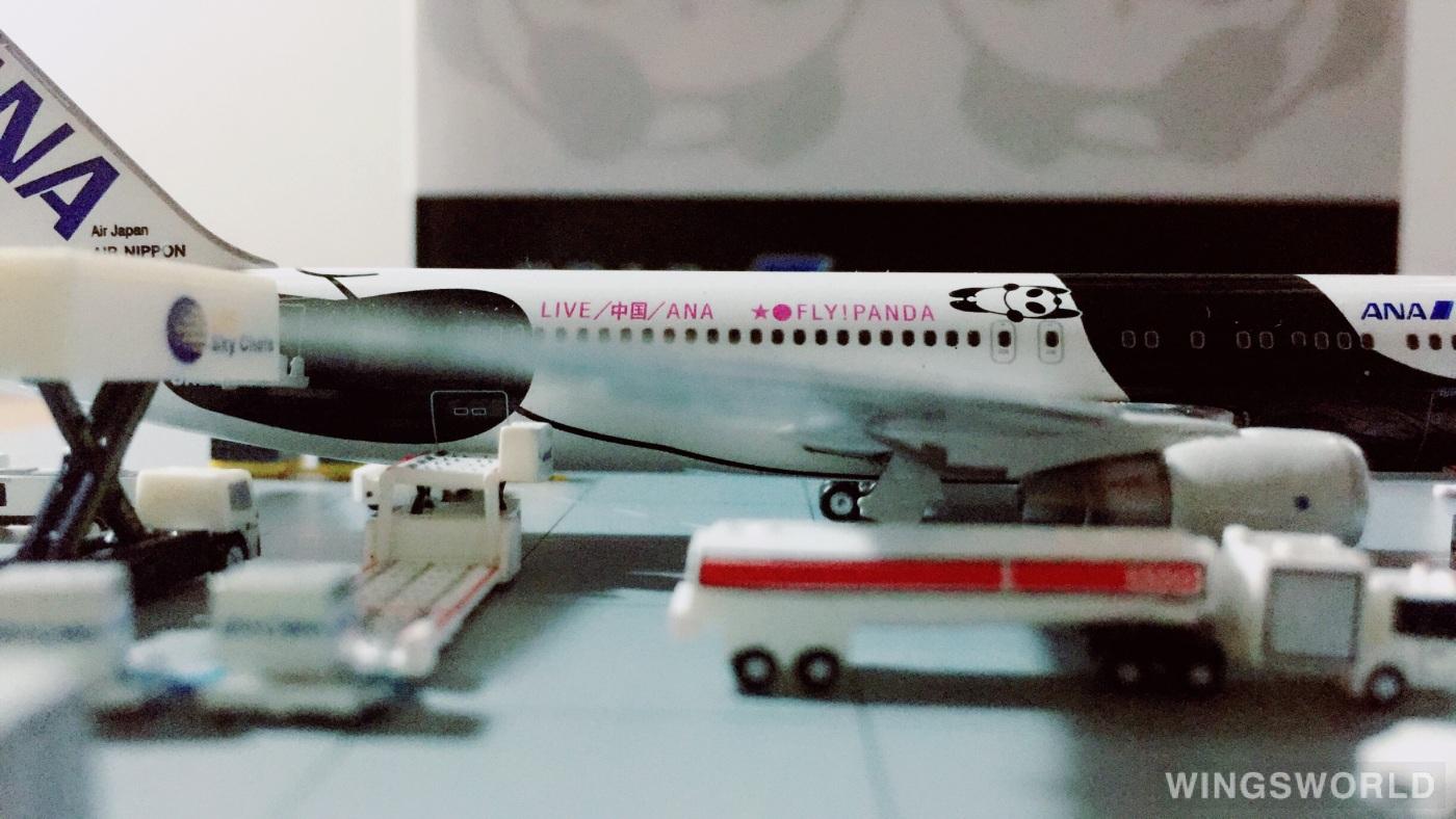 Phoenix 1:400 PH10395 ANA 全日空 Boeing 767-300 JA606A