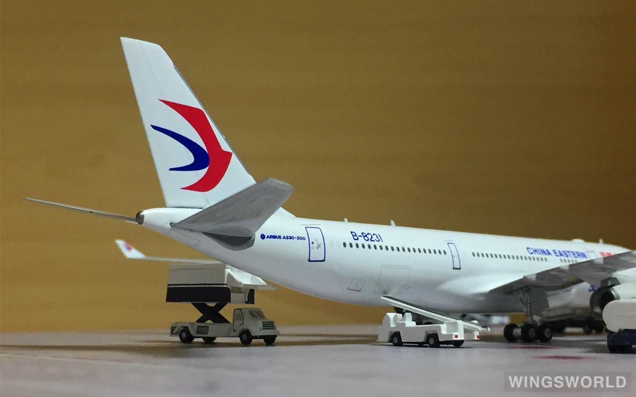 Phoenix 1:400 PH11189 China Eastern 中国东方航空 Airbus A330-200 B-8231