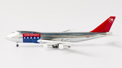 Northwest Airlines 美国西北航空 Boeing 747-200 N618US  ACN618US AeroClassics 1:400
