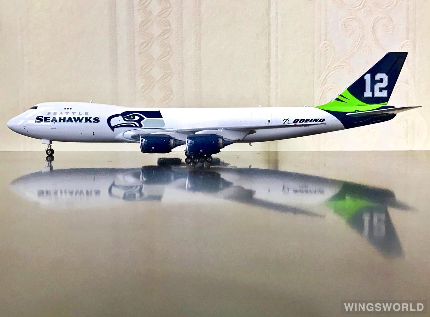 Phoenix 1:400 PH04051 Boeing 波音公司 Boeing 747-8 N770BA