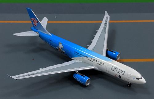 China Southern 中国南方航空 Airbus A330-200 B-6057 广州亚运会彩绘 AC4B6057 AeroClassics 1:400