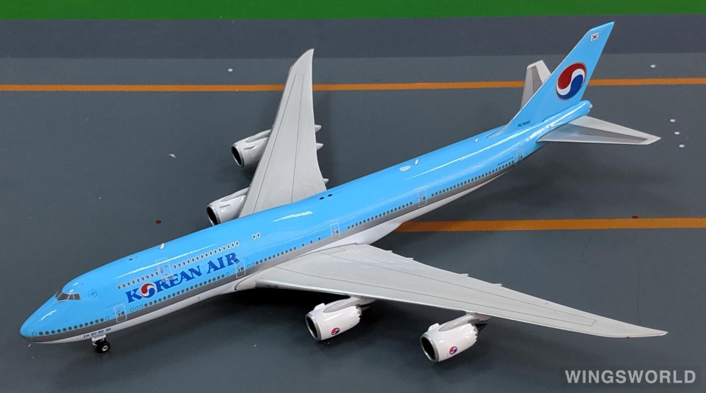 Phoenix 1:400 PH4HL7630B Korean Air 大韩航空 Boeing 747-8 HL7630