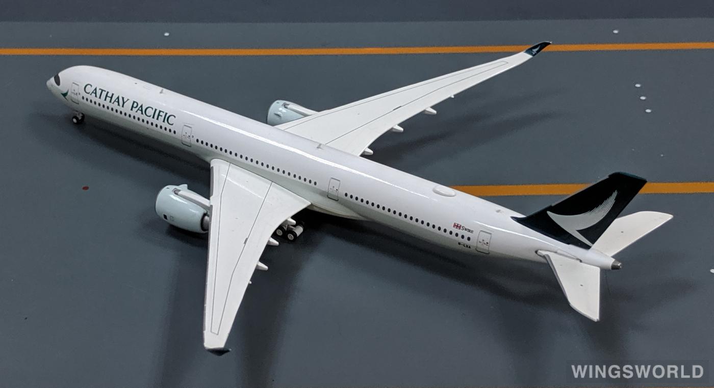 JC Wings 1:400 EW435K001 Cathay Pacific 国泰航空 Airbus A350-1000 B-LXA